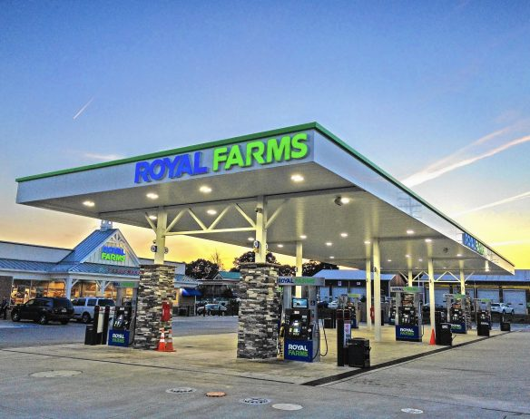 Royal Farms Experiences Record Sales